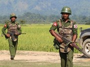 Myanmar army suspends military actions against armed groups