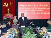 PM hails Quan doi Nhan dan newspaper for national contributions