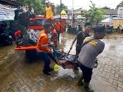 At least 168 people die in Indonesia tsunami