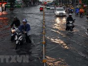 HCM City to resolve flooding problems by 2020