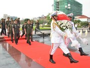 Vietnam's volunteer soldiers commemorated in Cambodia