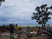 Death toll from Indonesia tsunami climbs to 373