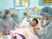 First child patient in Vietnam receives kidney from brain-dead donor