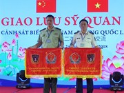 Vietnam, China coast guards join exchange programme