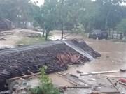 Condolences extended to Indonesia over tsunami