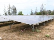 Work starts to connect solarpower plants to national grid