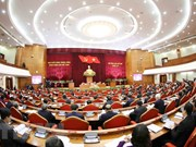 Party Central Committee examine Politburo, Secretariat's leadership