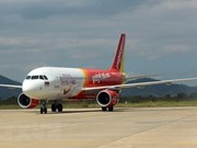 Transport ministry orders investigation into Vietjet plane's landing