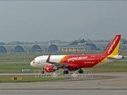 Vietjet makes precautionary landing over technical warning
