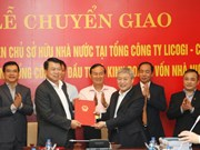 State capital at construction firm LICOGI handed over to SCIC