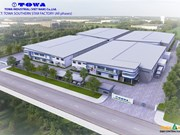 Hi-tech factory built in Mekong Delta province of Vinh Long