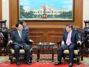 HCM City, Japan's Aichi prefecture boost cooperation