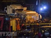 Bomb attack kills three Vietnamese tourists in Egypt