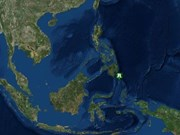 6.9-magnitude quake hits southern Philippines