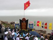New Year flag salute ceremony held at nation's easternmost point