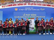 Hanoi launches school milk programme