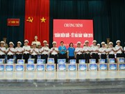 """Border spring-Island Tet"" programme launched in Khanh Hoa"