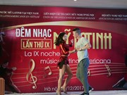 10th Latin American Music Gala held in Hanoi
