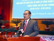 Cambodia always treasures Vietnam's support in genocide fight: officia