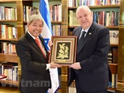 Israel treasures ties with Vietnam: Israeli President