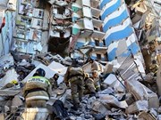 Sympathies sent to Russia on heavy losses in building collapse
