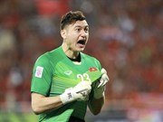 Goalkeeper Dang Van Lam signed by Thai team