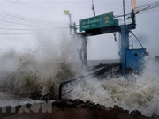 Storm Pabuk wreaks havoc in Thailand