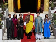 Vietnamese ambassador presents credentials to King of Bhutan
