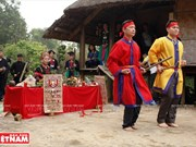 San Chay's ritual recognised as national intangible heritage