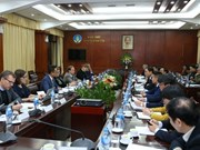European Parliament delegation visits Vietnam