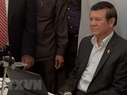 Cambodia: court denies Kem Sokha's plea to drop treason charge case