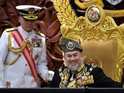 Malaysia to pick new king on January 24