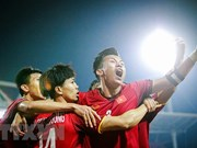 Iranian newspaper names three outstanding Vietnamese players
