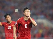 Vietnamese player ranks among Asia's top 15 footballers