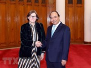 Prime Minister welcomes European Parliament Vice President