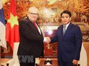 Hanoi, Finnish region secure cooperation pact