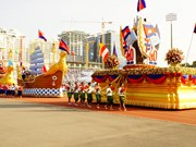 Cambodia celebrates 40th anniversary of victory over genocidal regime