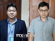 Former executives of petrochemical firm to stand trial