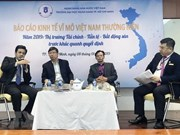 Vietnam's economy to grow by 6.7-6.9 percent in 2019