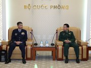 Vietnam, Japan enhance defence ties
