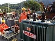 Transmitted power volume rises 11 percent last year