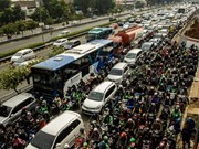 Indonesia loses 4.7 bln USD each year to traffic jams