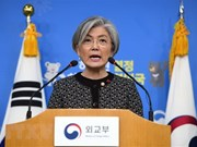 RoK Foreign Minister to visit Brunei