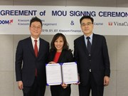 VinaCapital signs deal with RoK firm