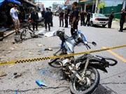 School gun attack kills four people in southern Thailand