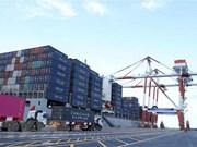 Hanoi works to develop logistics infrastructure