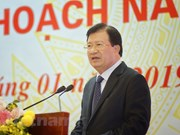 Deputy PM: transport sector must be forefront in socio-economic progress