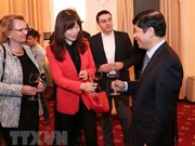 Ministry appreciates foreign correspondents, press attachés in Vietnam