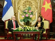 Hanoi fosters all-round cooperation with Finland's South Ostrobothnia