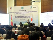 Vietnam, Japan cooperate to prevent environmental pollution